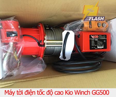 Tời kio wich Đài Loan 500kg GG500