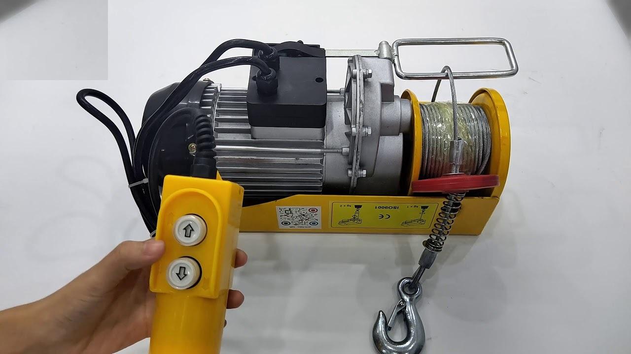 Tời Treo Mini PA200 KenBo